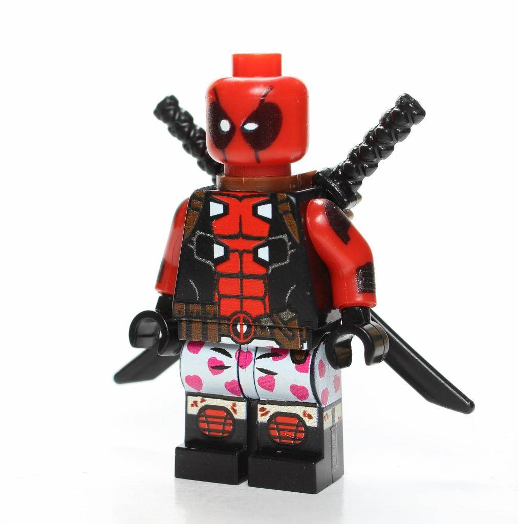 KF271 Mini Figuren Deadpool