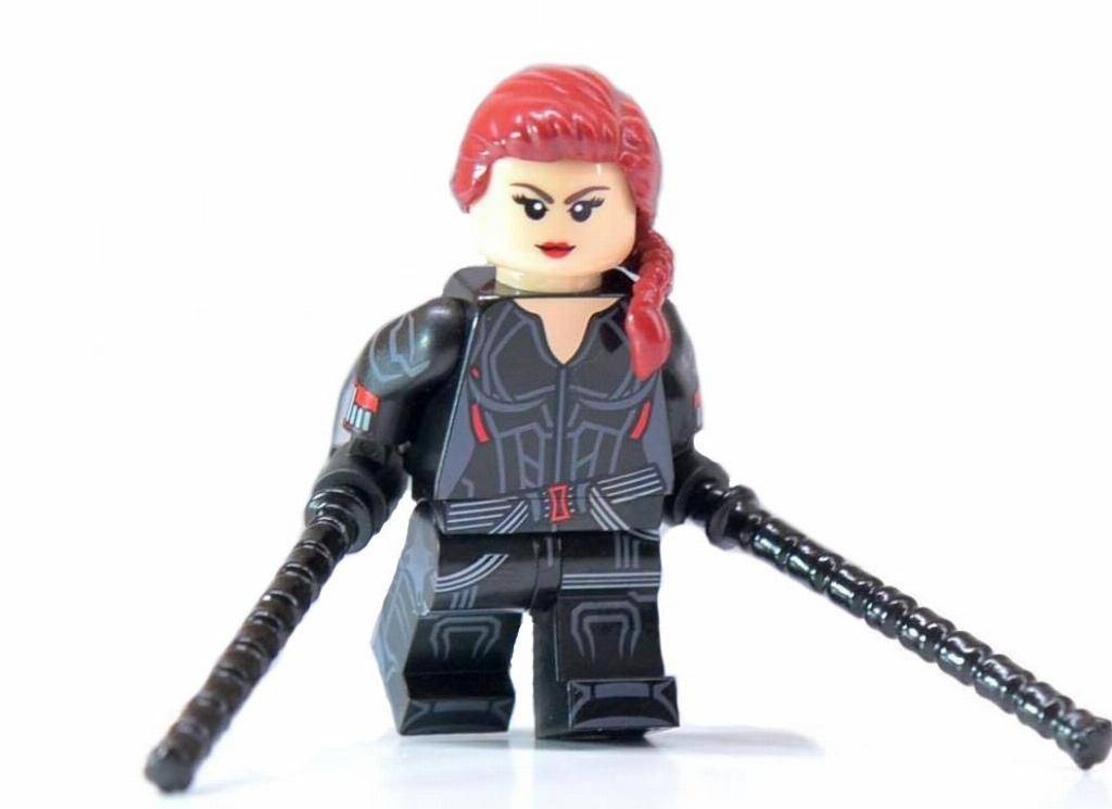 Herobloks Black Widow Endgame
