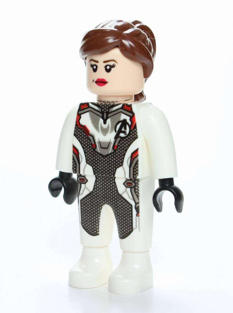 Herobloks Black Widow Quantum Realm Suit